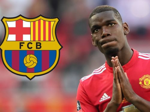 Manchester United Transfer News: Paul Pogba Reportedly Offered to Barcelona