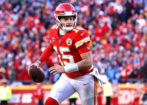 Chiefs' Patrick Mahomes is NFL's best player - and his time is now
