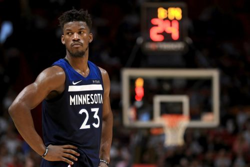Report: Jimmy Butler Requests Trade from Timberwolves 👀