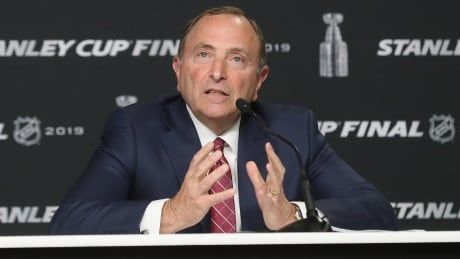 NHL commissioner speaks at Board of Governors meeting following allegations against coaches