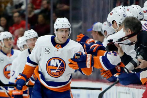 Islanders ride three straight goals to huge comeback win