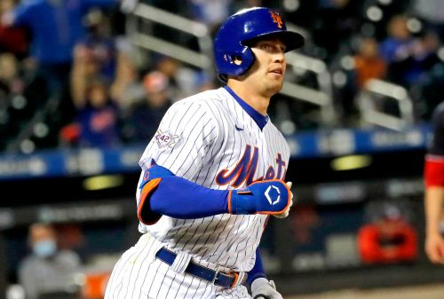 Mets' Brandon Nimmo could return to lineup this weekend