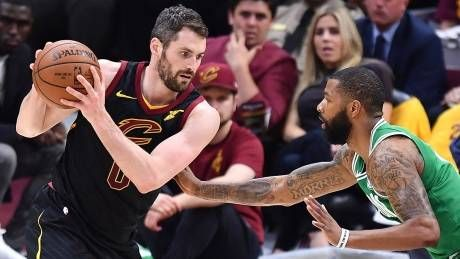 Kevin Love out for Game 7 vs. Celtics with concussion-like symptoms