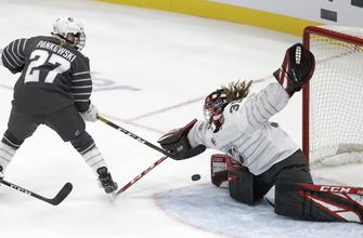 Women's 3-on-3, shots from stands highlight NHL skills event