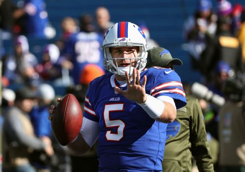 Buffalo Bills expect to start Matt Barkley at quarterback