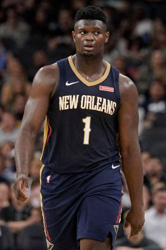 Opinion: Zion Williamson's knee injury deflates Pelicans, NBA season before it begins
