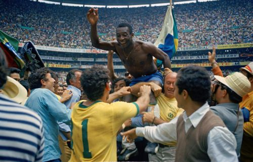 WORLD CUP: Captain's strike caps glorious Brazil in 1970