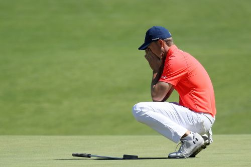 Jordan Spieth says pins were 'a little dicey' for opening round of U.S. Open
