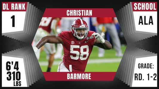 2021 NFL Draft prospect rankings: Interior defensive line