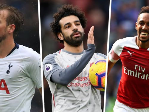 Premier League top scorers 2018-19: Salah, Aubameyang & Kane lead the race