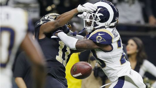 Rams CB Nickell Robey-Coleman admits he committed penalty on controversial no-call vs. Saints