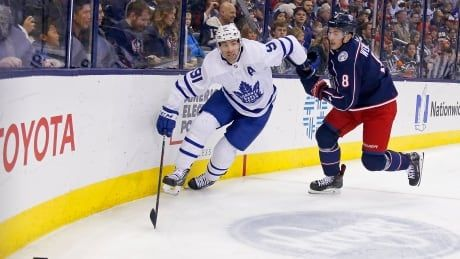 Leafs captain John Tavares itching to return to ice for revamped NHL playoffs