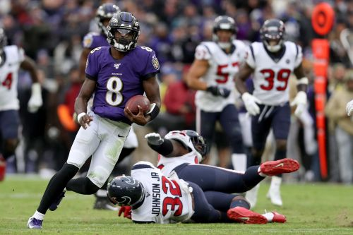 Lamar Jackson's rise to MVP candidate a great story for early backers