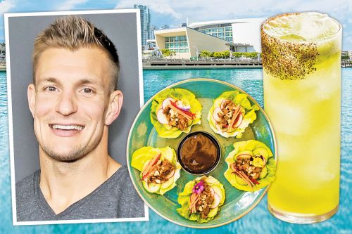 Where Rob Gronkowski takes Camille Kostek partying in Miami
