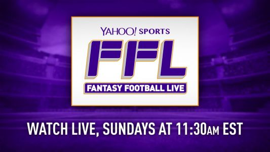 Watch playoff edition of 'Fantasy Football Live'