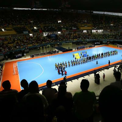 Buenos Aires 2018: men's futsal tournament line-up confirmed