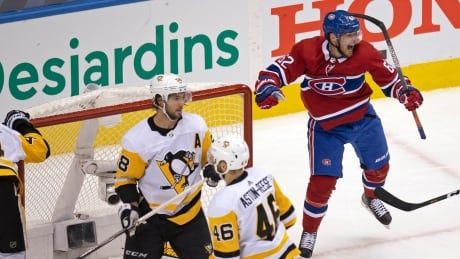 Canadiens complete improbable upset of Penguins, advance to NHL playoffs