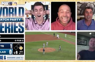 Blake Snell removed for reliever by Kevin Cash - World Series Watch Party is stunned