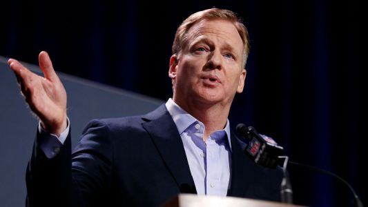 NFL gets out of Roger Goodell sitdown with Barstool's Dave Portnoy, who then calls commish a 'coward'