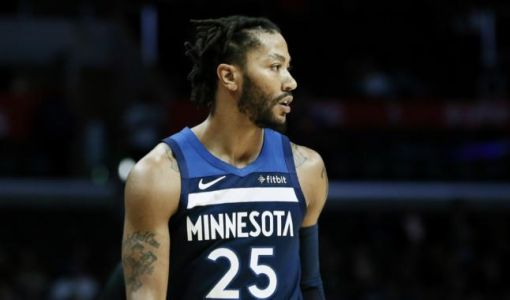 Mavericks owner Mark Cuban: Timberwolves guard Derrick Rose has been a 'machine'