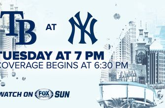 Preview: Rays looking for bats to wake up in 2nd game against Yankees