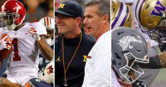 Which Power 5 conference usually has the best rivalry week?