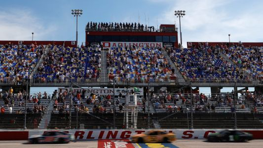 Who won the NASCAR race yesterday? Complete results from Darlington race