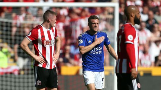 Barnes strike for Foxes ends Sheffield Utd's bright start