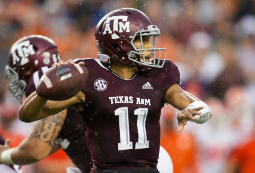Texas A&M QB Mond looks to build on big game against Clemson