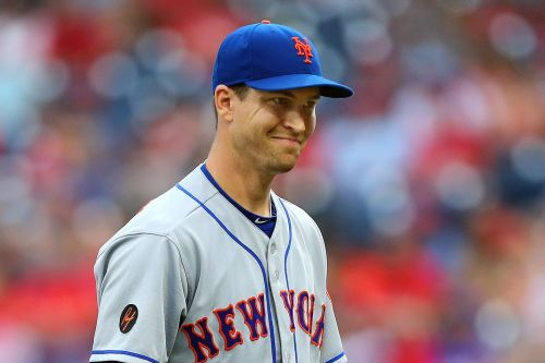 Jacob deGrom at last gets a win: the Cy Young