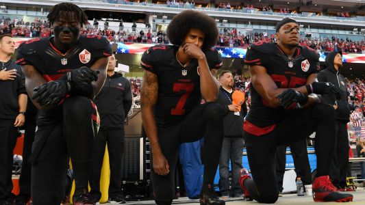 49ers reminded of Colin Kaepernick in responses to team's posts about Blackout Tuesday
