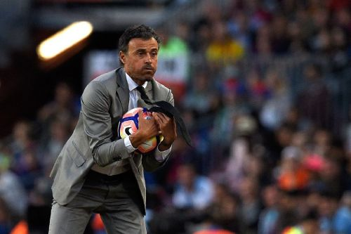Former Barca coach Enrique tasked with reviving Spain