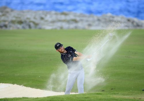 Tyler McCumber part of four-way share of lead in Dominican Republic