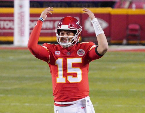 Chiefs players never doubted Patrick Mahomes' status heading into AFC title game