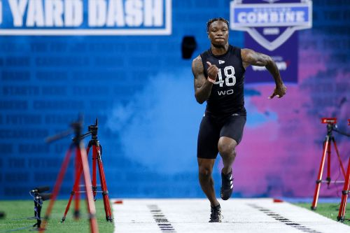 Raiders rookie Henry Ruggs III has thigh injury after freak trailer accident