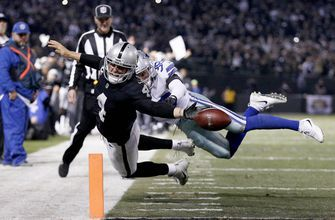 Game of Inches: Cowboys sneak past Raiders, keep playoff hopes alive