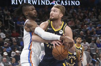 T.J. Warren scores 24 points to help Pacers beat Thunder