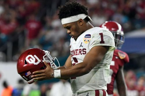 Kyler Murray declares for the NFL draft