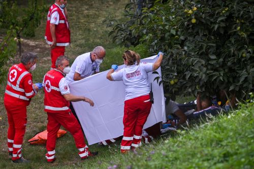 Olympic medalist Chloe Dygert in scary crash at cycling world championships