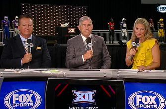 Chris Platt looking to make up for lost time | Big 12 Media Days