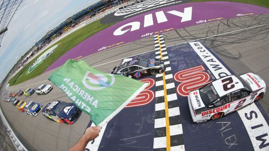 What time does the NASCAR race start today? Schedule, TV channel for Saturday Michigan race