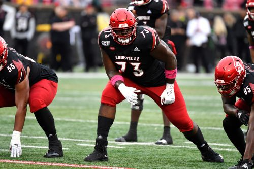 364-pound Mekhi Becton turns heads with 5.10-second 40-yard dash at NFL combine