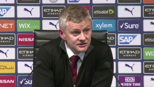 Solskjaer wants fan who allegedly made racist gestures banned from football grounds