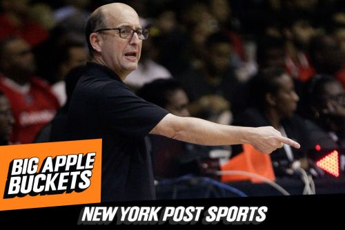 Listen to Episode 24 of 'Big Apple Buckets': Season Finale feat. Jeff Van Gundy