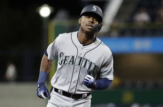 Lewis hits fifth homer in nine days, Mariners top Bucs 4-1