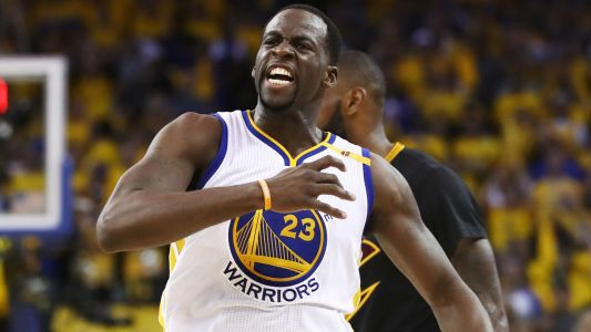 Draymond Green accuses NBA of double standard, calls Lakers-Rockets suspensions 'garbage'