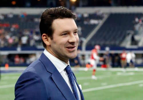 Tony Romo forecasted Chiefs-Buccaneers Super Bowl matchup after teams played in November