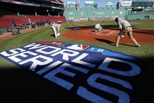 Why Red Sox-Dodgers could be most wagered on World Series