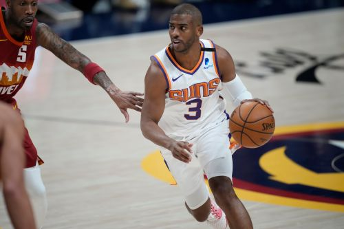 Chris Paul FaceTimes Suns teammates after win with return near
