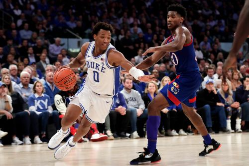 Duke takes No. 1 spot in USA TODAY Sports men's basketball poll